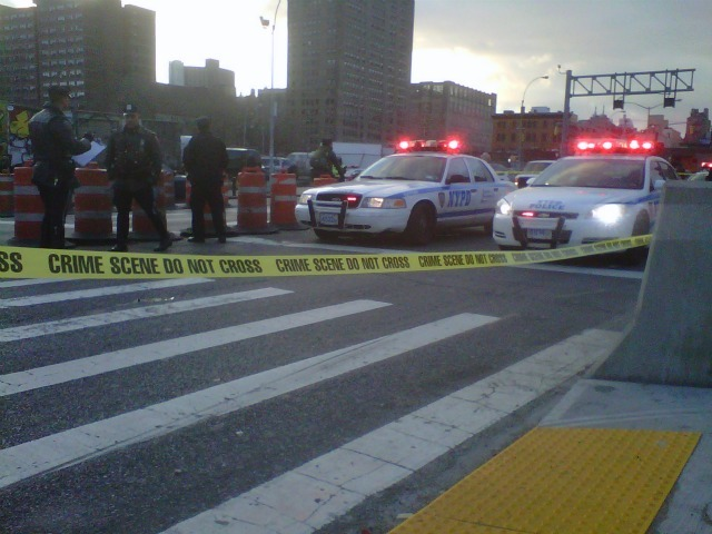 A 12-year-old girl was struck and killed at a busy Lower East Side intersection Fri., Jan 13, 2012.