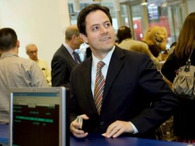 City Councilman Dan Garodnick is vacating his seat to run for city comptroller in 2013.
