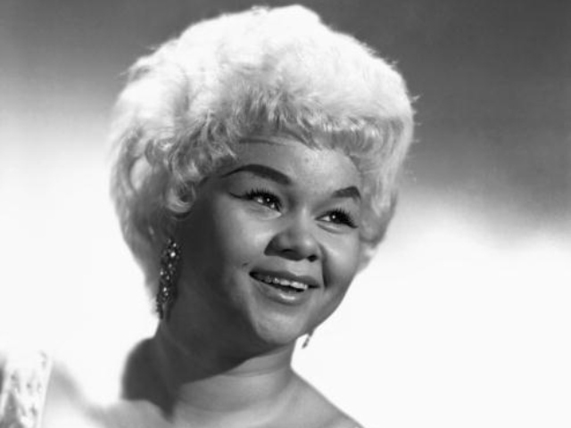 Etta James is best known for hits like