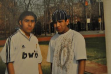 Juan Baten (right) died after falling into a dough mixer at Tortilleria Chinantla in Bushwick on Jan. 24, 2011.