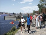 Eco Dock at Dyckman Marina Receives Funding