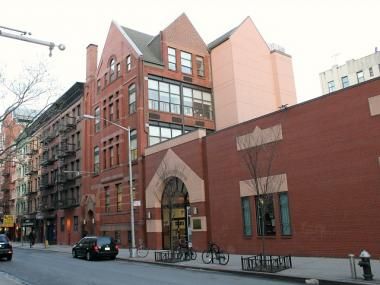 The Children's Aid Society's two buildings at 219 Sullivan St. will close in June 2012 to make way for luxury condos.