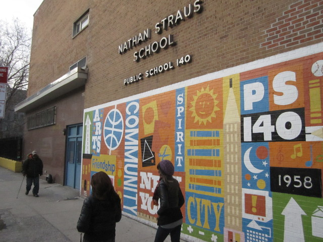 <p>P.S. 140 on Ridge Street is located in District 1, which offers elementary school choice.</p>