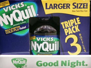 A 36-year-old Bronx woman was charged with reckless endangerment after her son ingested methadone that was stored in a NyQuil Bottle. on Jan. 28, 2011.