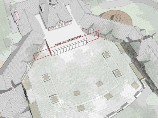 <p>A rendering of what the reborn Tavern on the Green could look like when it reopens in 2013.</p>
