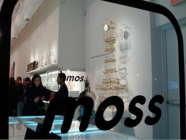 The design shop and SoHo stalwart Moss will close in mid-February 2012.