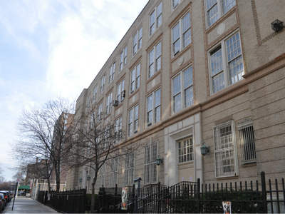 <p>P.S. 187 is located at 187th Street and Cabrini Boulevard.</p>