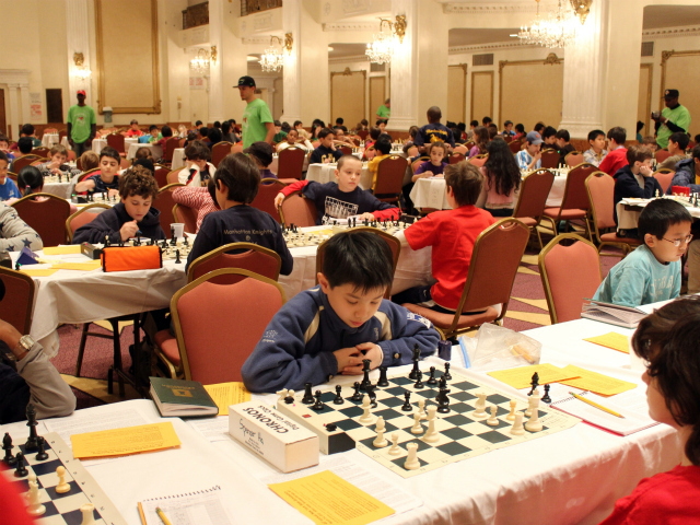 <p>Eleven-year-old Spencer Ha was one of the winners of the citywide championships, held on Jan. 28 and 29, 2012.</p>