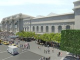 David Koch Funding Major Metropolitan Museum of Art Plaza Renovation