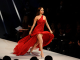 Fashion Week Kicks Off With 10th Anniversary of Heart Truth Red Dress Show