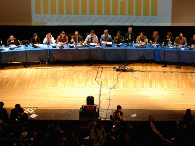 The Panel for Education Policy considered the closure of 23 schools Thursday night.