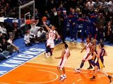 Lin-credible! Knicks Phenom Jeremy Lin Scores 38 in Win Over Lakers