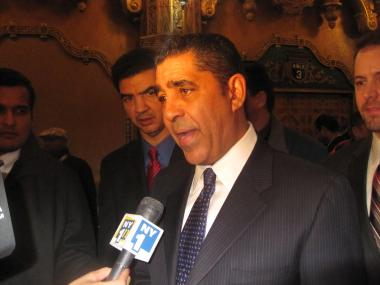 State Senator Adriano Espaillat is also expected to run.