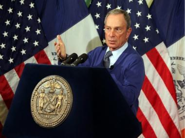 Mayor Michael Bloomberg announced a plan to increase school lunch prices and parking fees under the budget proposal.