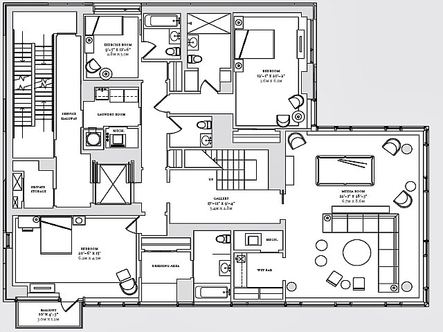 Million dollar home floor plans house design Million dollar home plans