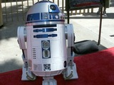 R2-D2 Sculpture to Protect West Village Art Studio After Van Crash