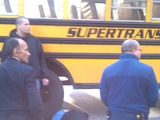 Woman Hit by School Bus at 67th Street and Columbus
