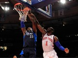 Amar'e Stoudemire Out Indefinitely with Back Injury