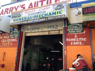 Auto Repair on Car Fell On His Leg At An Auto Repair Shop At 1932 Jerome Avenue