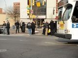 Woman Fatally Struck by City Bus on Northern Boulevard in Queens