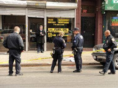 Man Injured In Bedford Stuyvesant Shooting Crown Heights Prospect Heights Prospect Lefferts