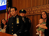 Kevin Brennan, Kevin Herlihy Honored During NYPD Promotions Ceremony