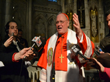 Cardinal Dolan Green with Envy Over Tim Tebow's Easter Service