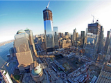 Crane Accident Raises Safety Questions at World Trade Center