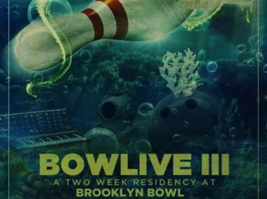 Bowlive was the brainchild of Brooklyn Bowl founder Peter Shapiro.