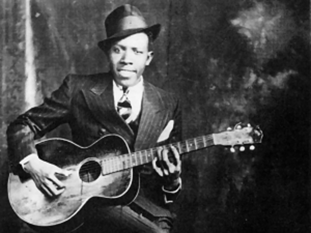 Eric Clapton called Robert Johnson