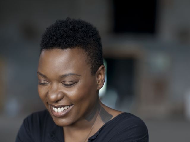 Gifted bass player and all-round musical powerhouse, Meshell Ndegeocello stars at the Schomburg Center's annual Women's Jazz Festival, performing