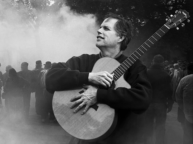 Twelve string guitar master Leo Kotke is playing Wednesday night at City Winery.