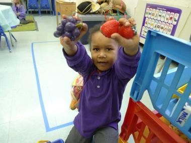 Applications for the city's hundreds of free pre-K programs will be available in early March.
