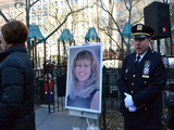 Madison Square Park Playground Dedicated to Female Cop Killed on 9/11