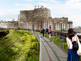 High Line's Final Section Donated to City, Clearing Way for Construction