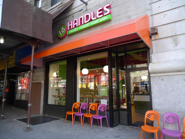 <p>The frozen yogurt shop 16 Handles opened in early March 2012 on West 98th Street at Broadway.</p>