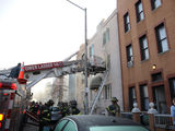 Fire Breaks Out on Richardson Street in Williamsburg