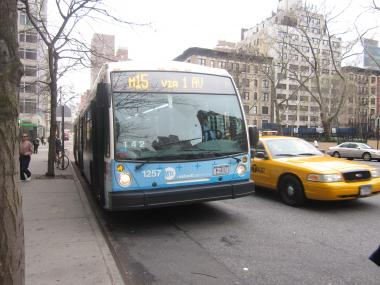 Select Bus Service has sped up trips by as much as 20 percent, according to the city.