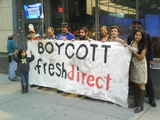 South Bronx Group Calls For FreshDirect Boycott
