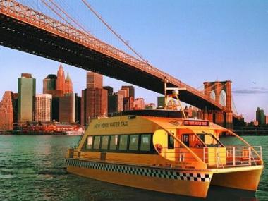 New York Water Taxi has been awarded a contract to provide six years of service to Randall's Island.