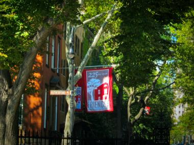 Friends Seminary teaches students from kindergarten to 12th grade out of its campus at 222 East 16th Street.