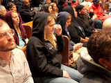 Worshipers Don Hoodies for Slain Florida Teen Trayvon Martin