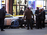 Harlem Police Shooting Suspect Used Stolen Gun, Cops Say