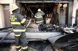 Fire Breaks Out at Brooklyn Furniture Store, Injuring Three