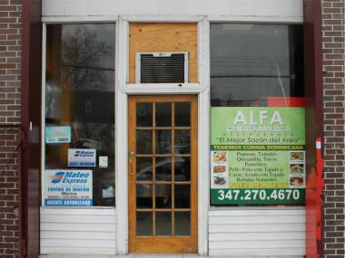 Alfa Centro America, at 1232 Randall Ave., serves authentic Central American cuisine, such as pupusas, pastelitos and tamales.