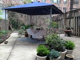 Big Yard Doesn't Quite Make Up for Tiny 815 Greenwich St. Apt., Buyers Say