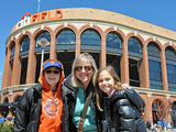 Fans Flock to Citi Field for Mets Opening Day
