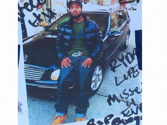 Rudolph Wyatt was shot dead after he and an accomplice robbed a drug store at 2325 First Avenue on April 12, 2012