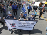 Little League Named for Slain Cop Michael Buczek Opens Season With a Parade