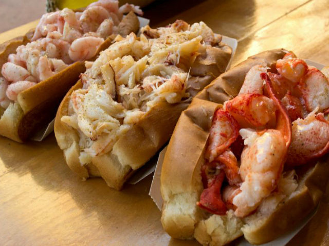 <p>Favorite selections from Luke&#39;s Lobster.</p>